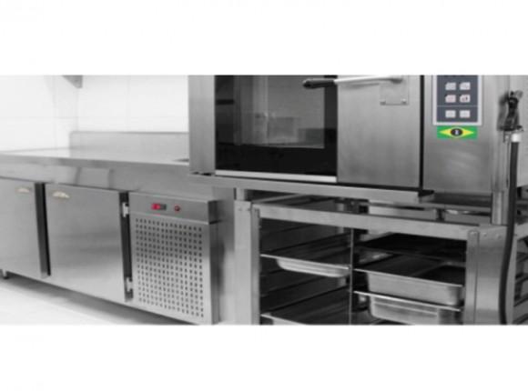 Cozinha Industrial 1